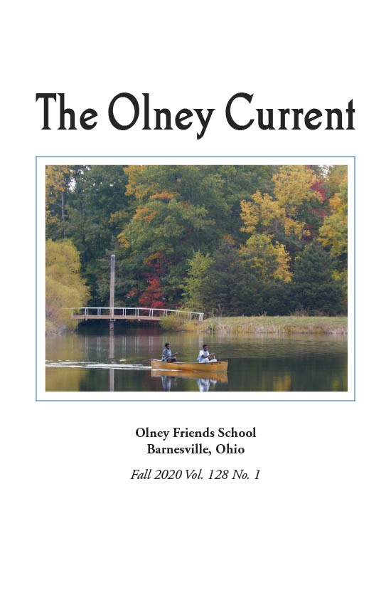 Fall 2020 Olney Current