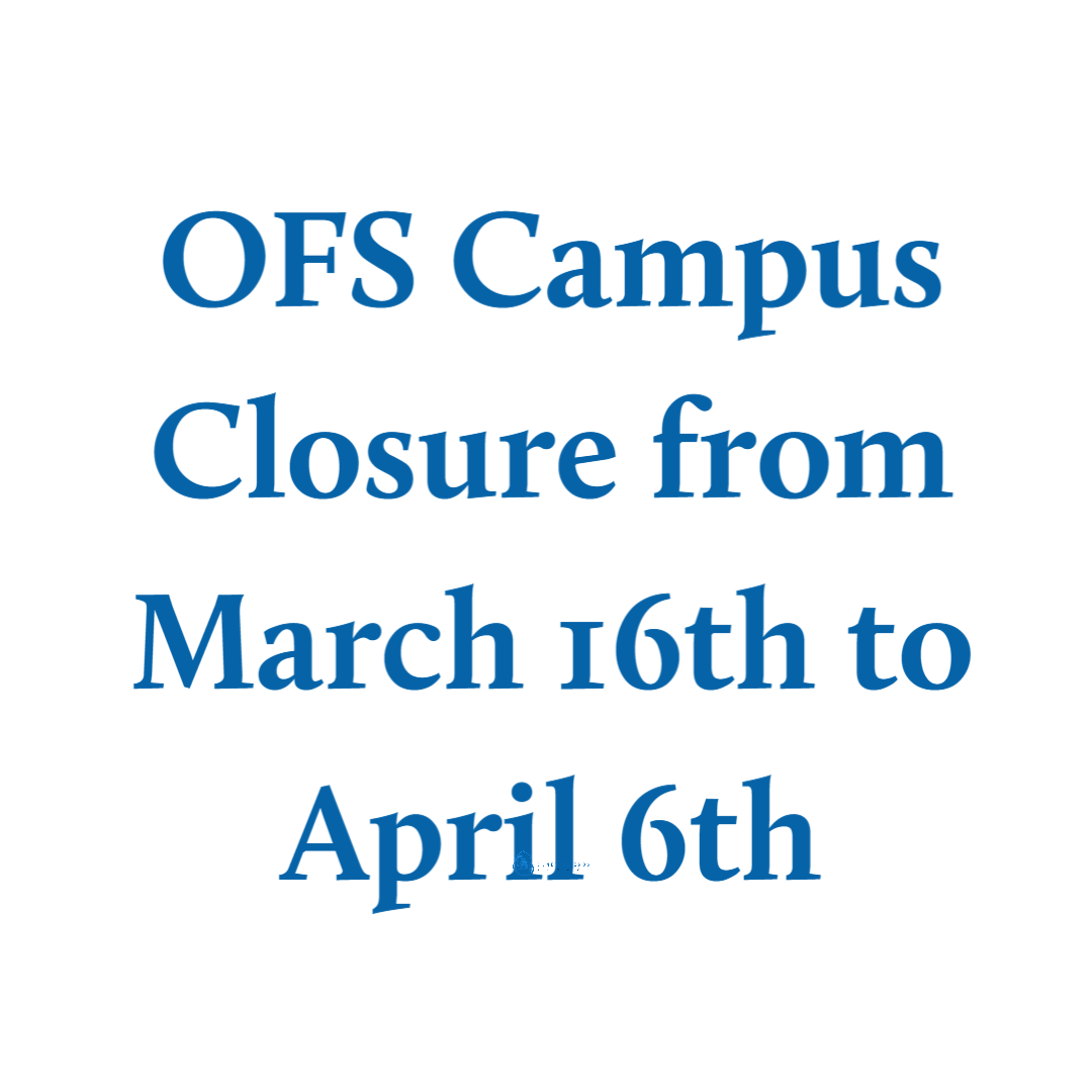 Olney School Friends Campus Shut Down Effective March 16th